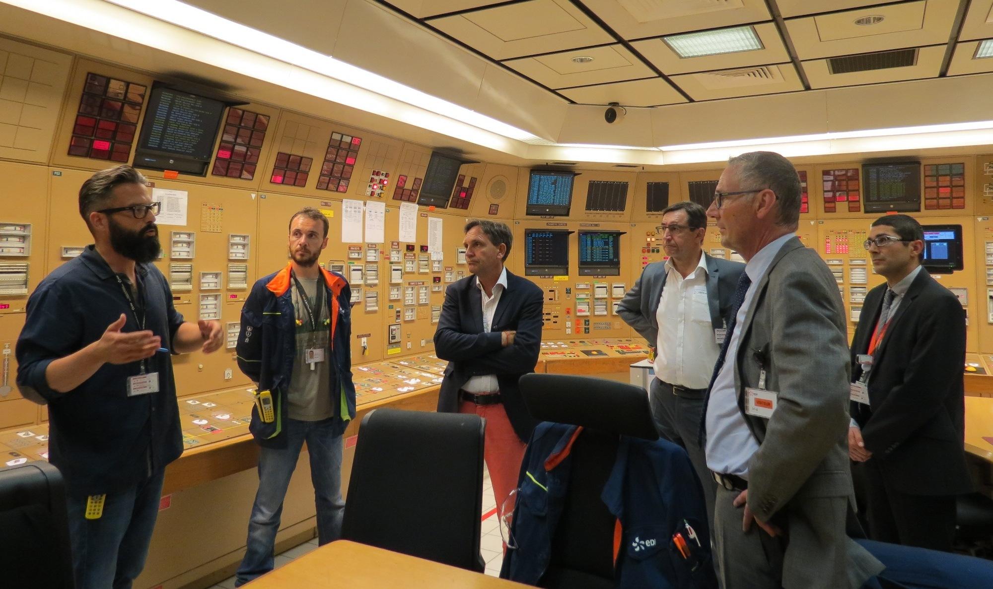Centrale nucl aire de belleville page liste actu - Cabinet radiologie belleville sur saone ...
