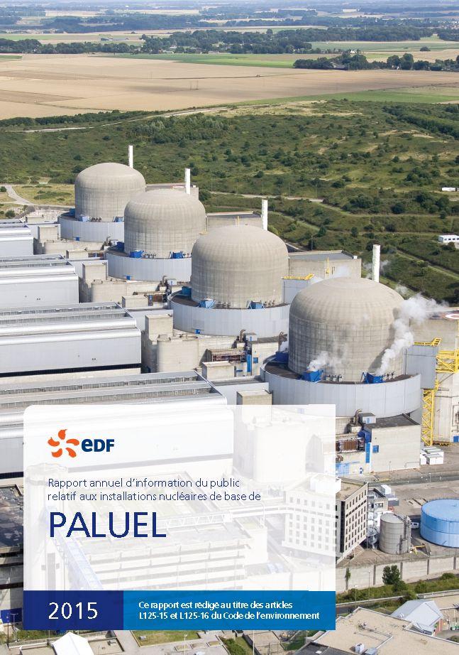 Centrale nucl aire de paluel page liste actu edf france - Office national de publication et de communication ...